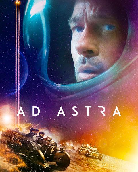 Ad Astra (HD) Vudu / Movies Anywhere Redeem