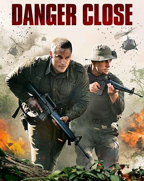 Danger Close (HDX) Vudu Redeem