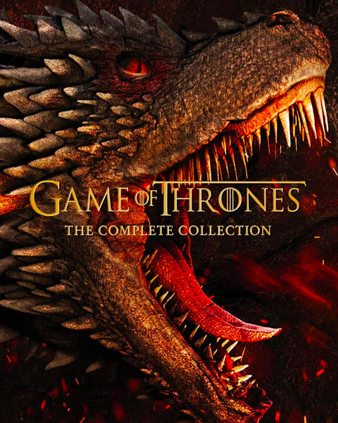 Game Of Thrones: The Complete Series (HD) Google Play Redeem