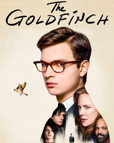 The Goldfinch (SD) Vudu / Movies Anywhere Redeem