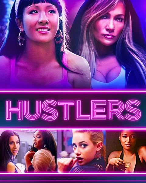 Hustlers (4K) ITunes Redeem