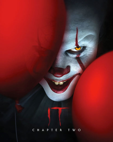 It Chapter Two (4K) Vudu / Movies Anywhere Redeem