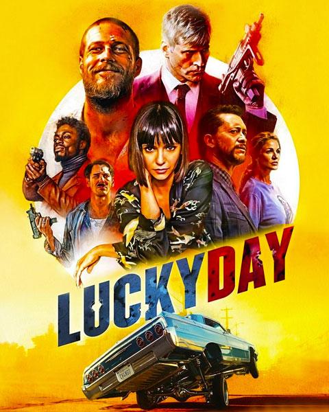 Lucky Day (4K) Vudu Redeem