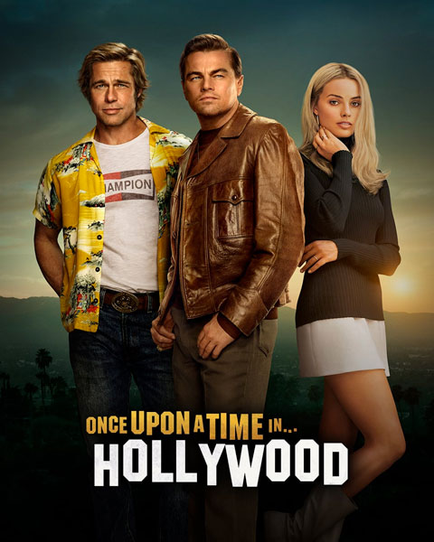 Once Upon A Time In Hollywood (4K) Vudu / Movies Anywhere Redeem