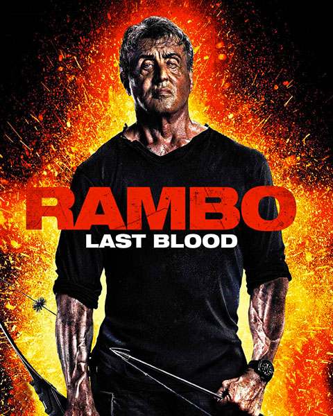 Rambo: Last Blood (4K) Vudu Redeem