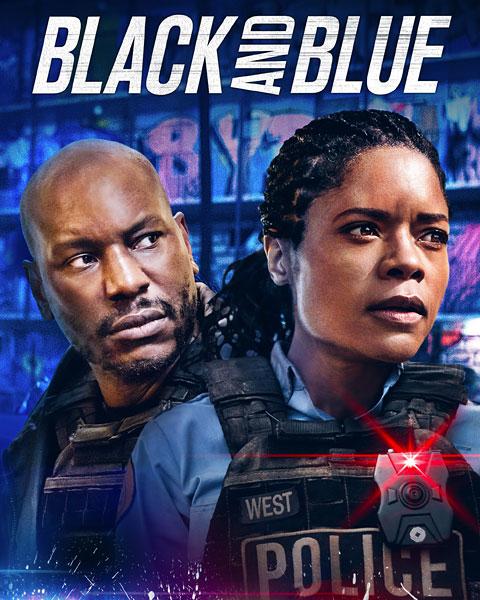 Black And Blue (HD) Vudu / Movies Anywhere Redeem