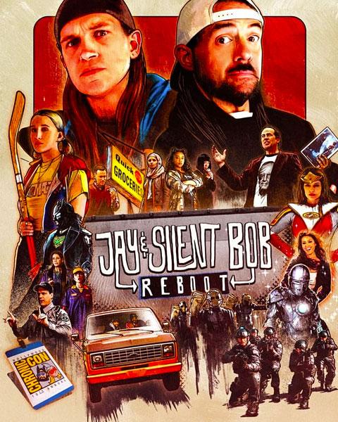 Jay And Silent Bob Reboot (HD) Vudu OR Redeem