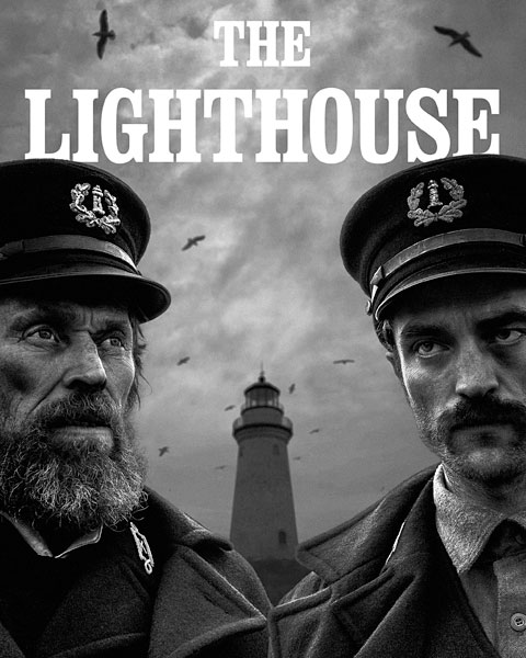 The Lighthouse (HD) Vudu Redeem