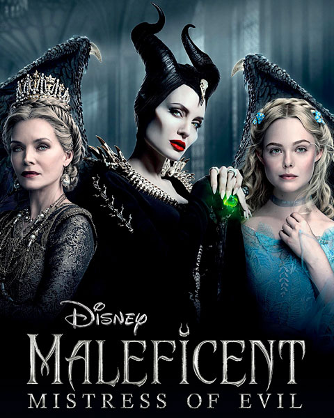 Maleficent: Mistress Of Evil (4K) Vudu / Movies Anywhere Redeem