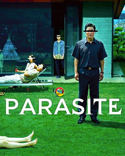 Parasite (HD) Vudu / Movies Anywhere Redeem