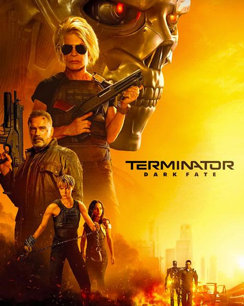 Terminator: Dark Fate (4K) Vudu Redeem