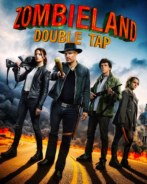 Zombieland Double Tap (HD) Vudu / Movies Anywhere Redeem