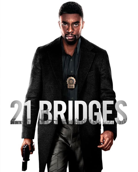 21 Bridges (4K) ITunes Redeem