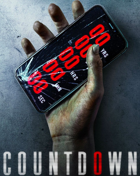 Countdown (HD) ITunes Redeem