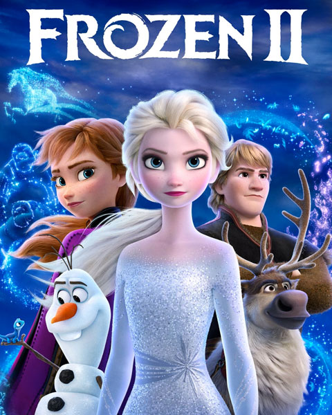 Frozen II (HD) ITunes Redeem (Ports To MA)