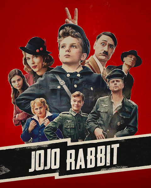 Jojo Rabbit (4K) Vudu / Movies Anywhere Redeem