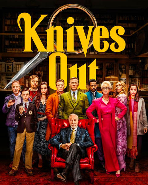 Knives Out (4K) Vudu Redeem
