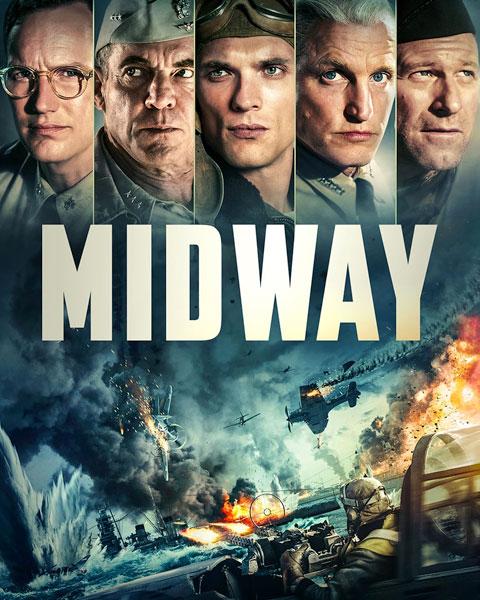 Midway (4K) Vudu Redeem