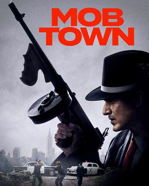 Mob Town (HD) Vudu Redeem