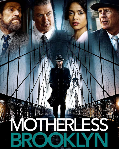 Motherless Brooklyn (SD) Vudu / Movies Anywhere Redeem