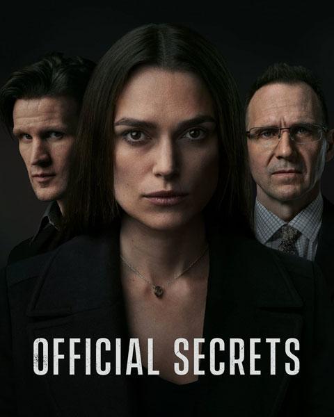 Official Secrets (HDX) Vudu Redeem