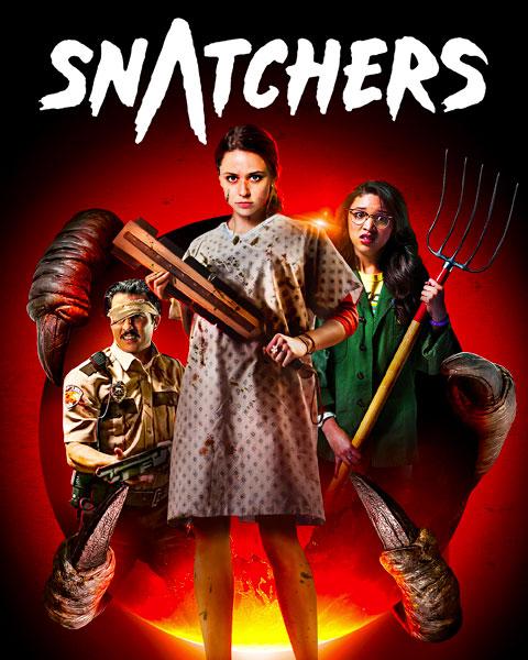 Snatchers (HD) Vudu / Movies Anywhere Redeem