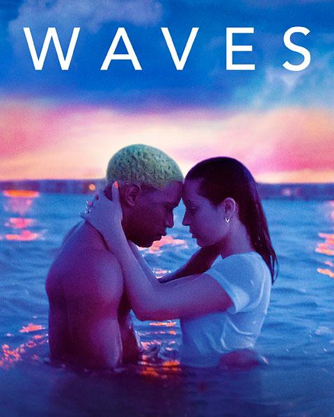 Waves (HDX) Vudu Redeem