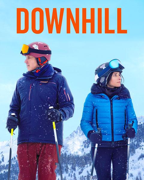 Downhill (HD) Vudu / Movies Anywhere Redeem