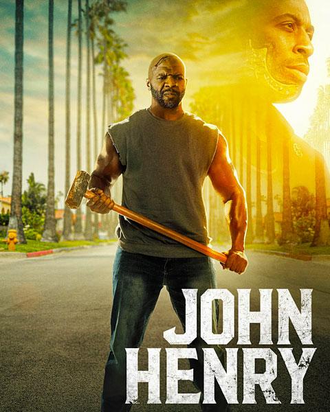 John Henry (HD) Vudu Redeem