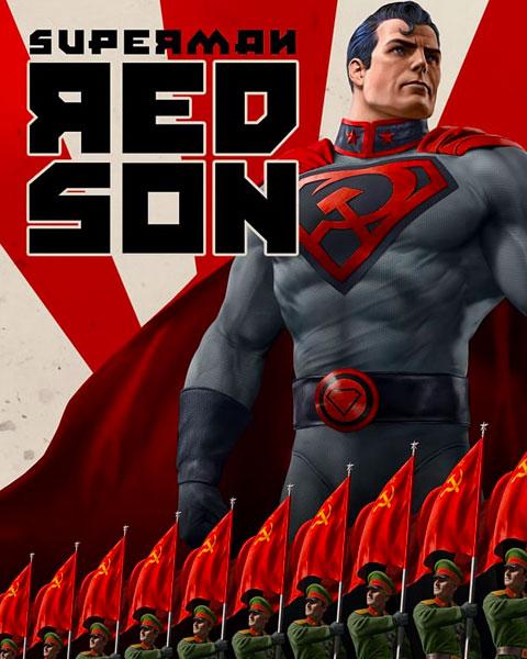Superman: Red Son (4K) Vudu / Movies Anywhere Redeem