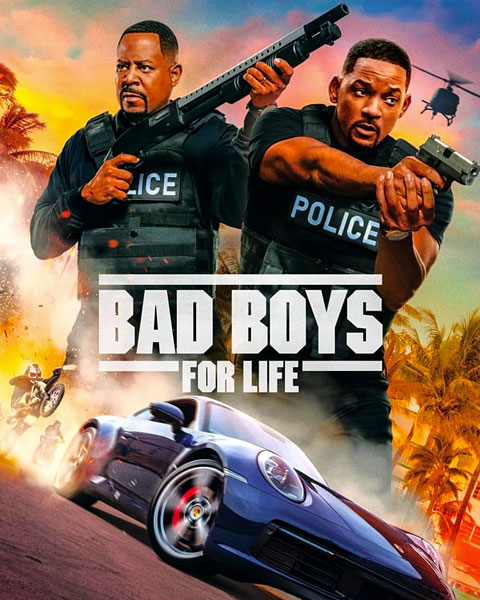 Bad Boys For Life (4K) Vudu / Movies Anywhere Redeem