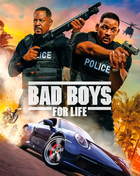 Bad Boys For Life (HD) Vudu / Movies Anywhere Redeem