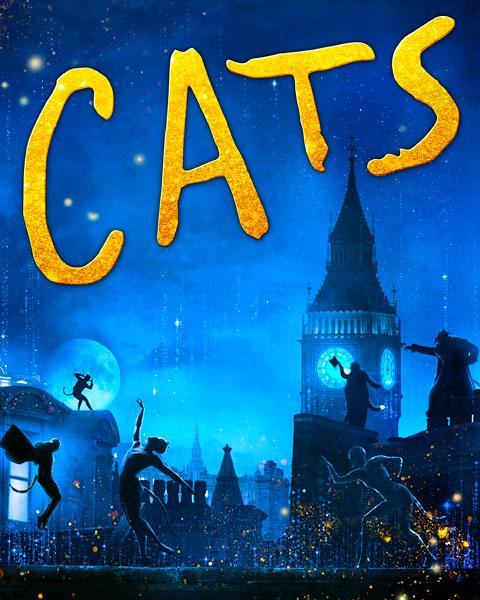 Cats (HD) Vudu / Movies Anywhere Redeem