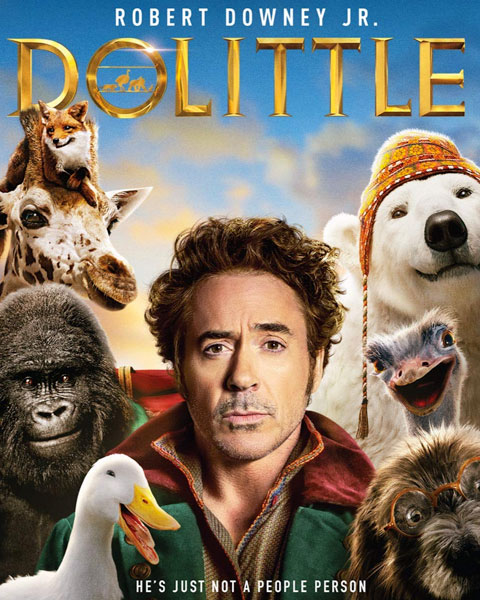 Dolittle (4K) Vudu / Movies Anywhere Redeem