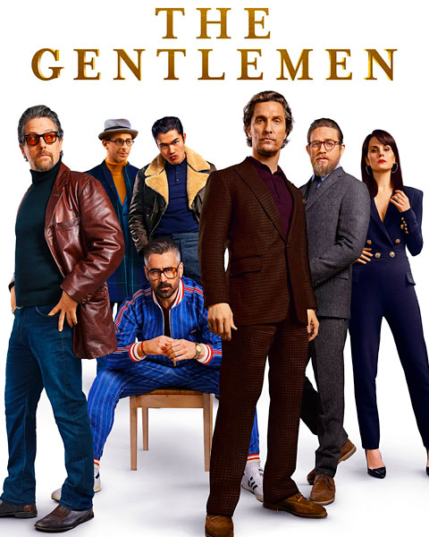 The Gentlemen (4K) ITunes Redeem