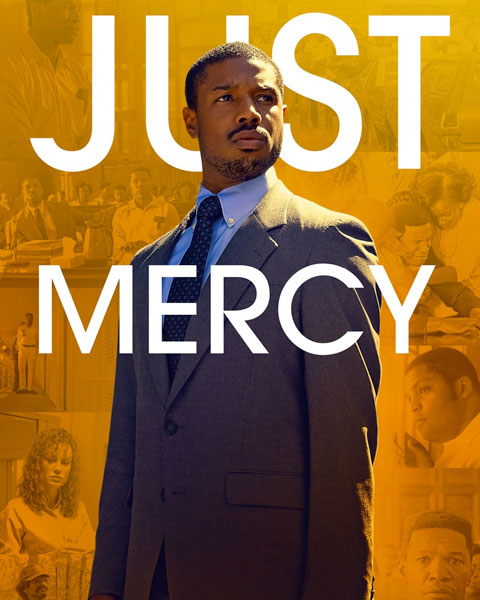 Just Mercy (SD) Vudu / Movies Anywhere Redeem