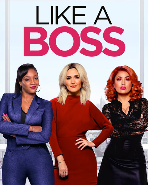 Like A Boss (HD) Vudu Redeem