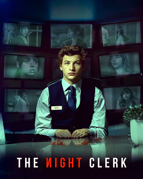 The Night Clerk (HDX) Vudu Redeem