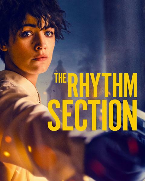The Rhythm Section (HD) Vudu Redeem