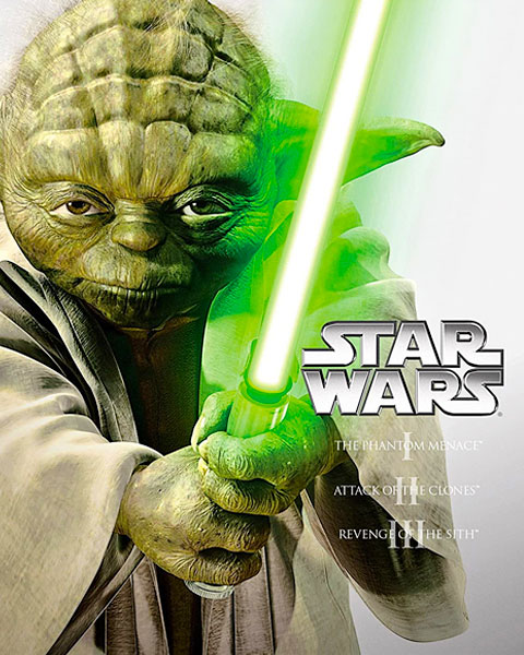 Star Wars 3-Movie Collection: Episodes 1-3 (HD) Google Play Redeem (Ports To MA)