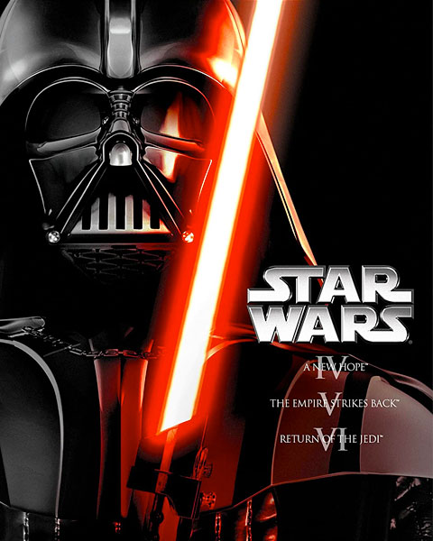 Star Wars 3-Movie Collection: Episodes 4-6 (4K) Vudu / Movies Anywhere Redeem