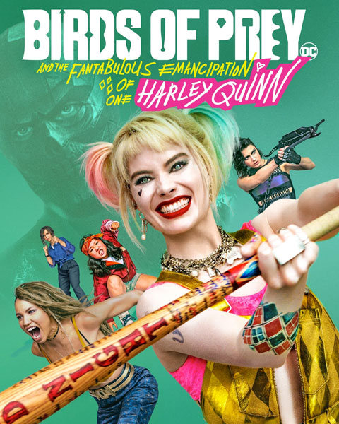 Birds Of Prey (4K) Vudu / Movies Anywhere Redeem
