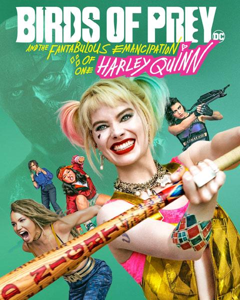 Birds Of Prey (HD) Vudu / Movies Anywhere Redeem