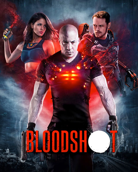 Bloodshot (HD) Vudu / Movies Anywhere Redeem