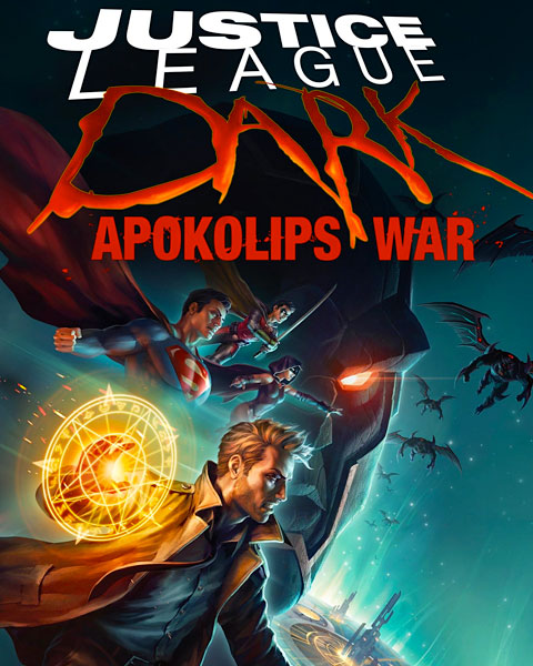 Justice League Dark: Apokolips War (4K) Vudu / Movies Anywhere Redeem