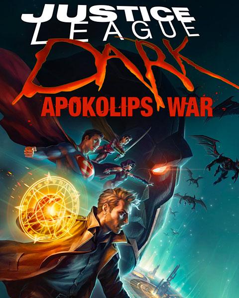 Justice League Dark: Apokolips War (HD) Vudu / Movies Anywhere Redeem