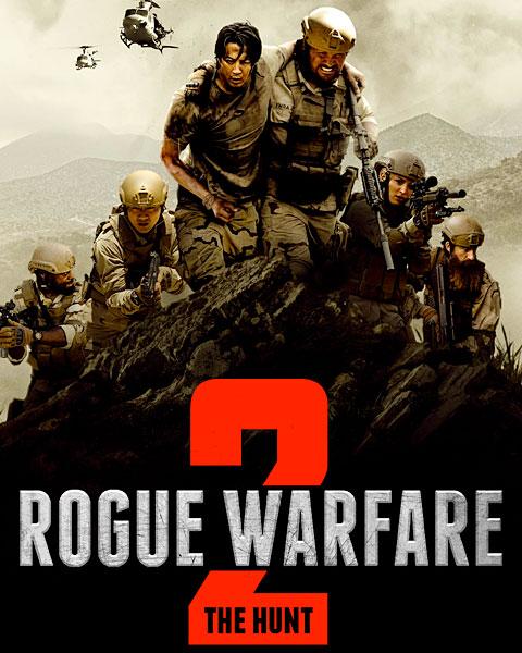 Rogue Warfare: The Hunt (HDX) Vudu Redeem