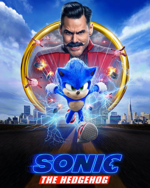 Sonic The Hedgehog (4K) Vudu Redeem