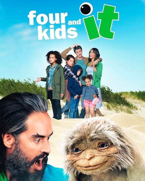 Four Kids And It (HDX) Vudu Redeem