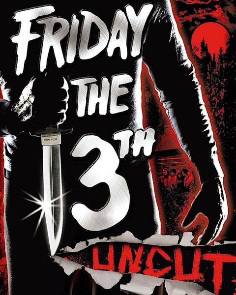 Friday The 13th Uncut (HD) Vudu OR ITunes Redeem